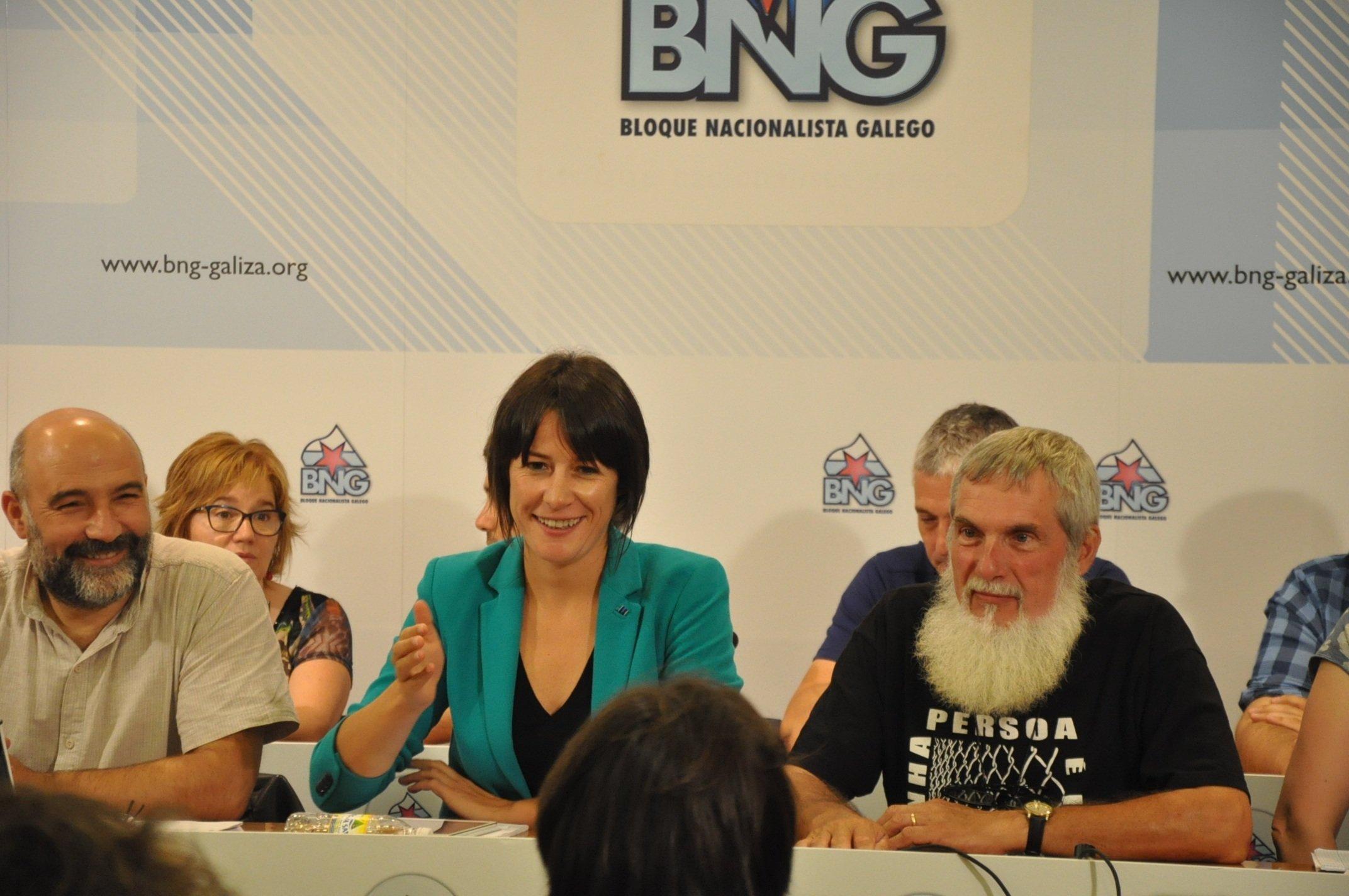 Ana Pontón no Consello Nacional