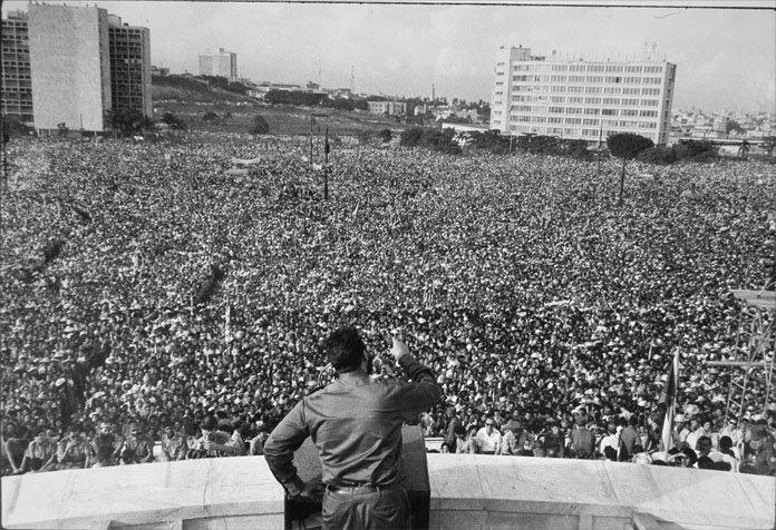 Fidel Castro en La Habana (1960)