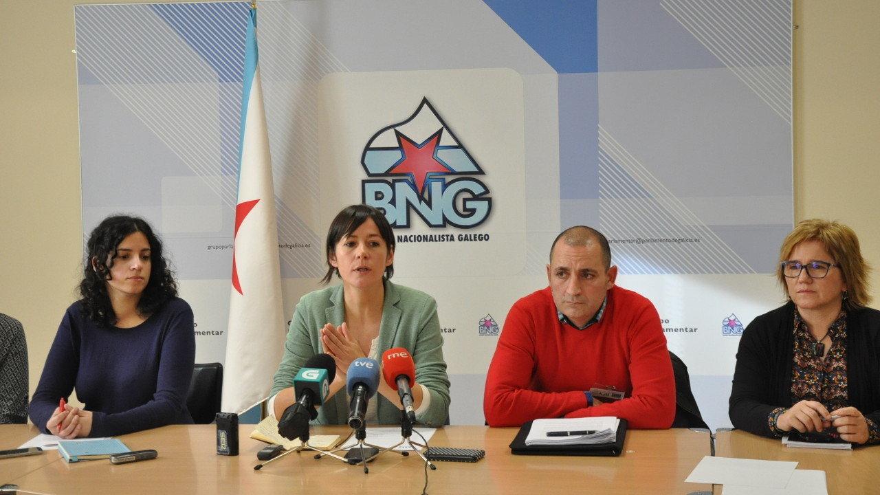 Rolda de prensa BNG-CIG