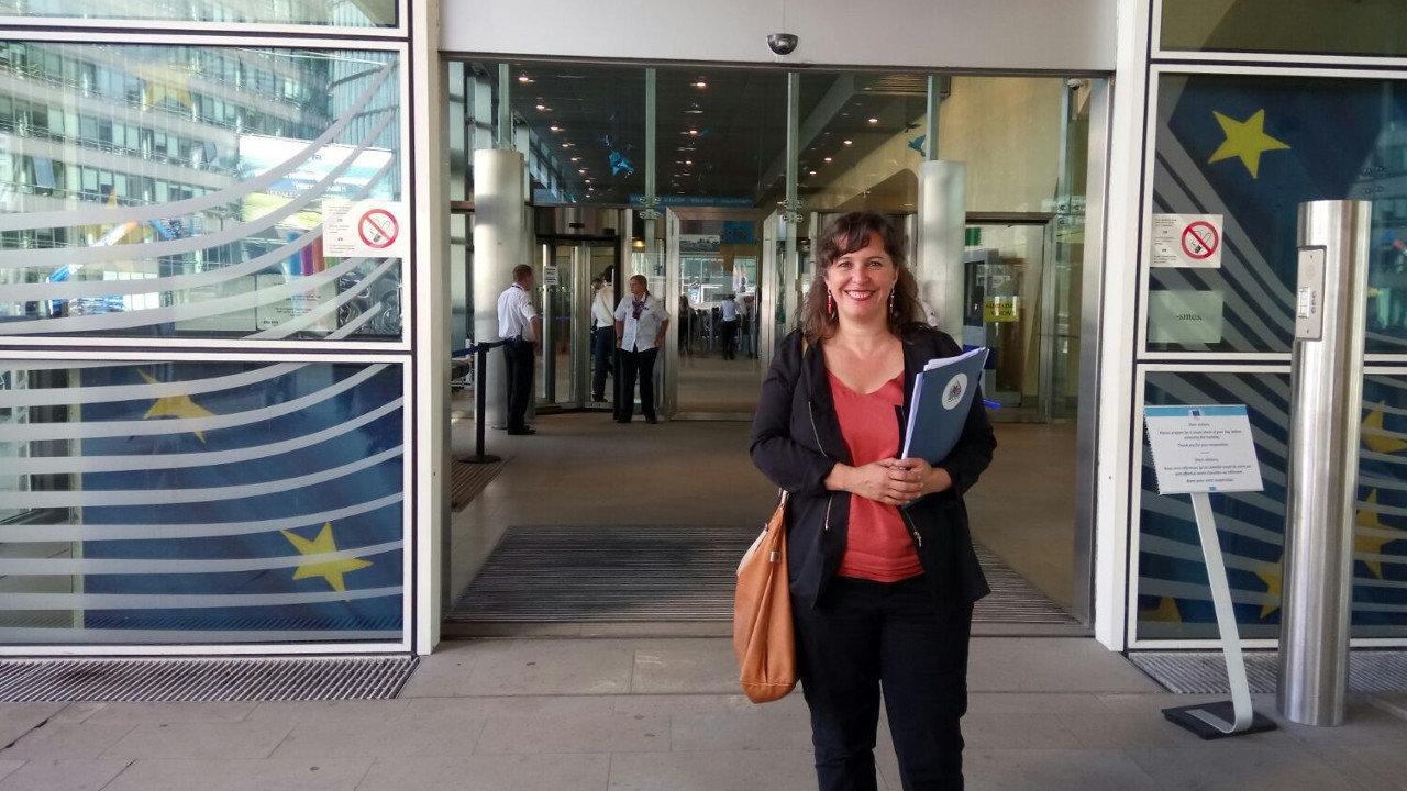 O BNG rexistra ante a UE unha denuncia contra o Estado español en relación ao accidente do Alvia