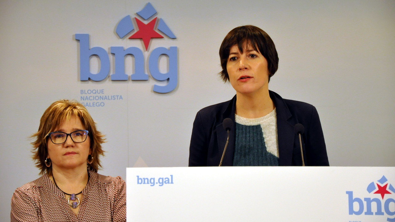Ana Pontón e Montse Prado