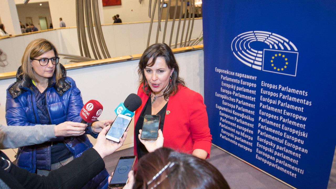 Ana Miranda. Foto: Delmi Álvarez