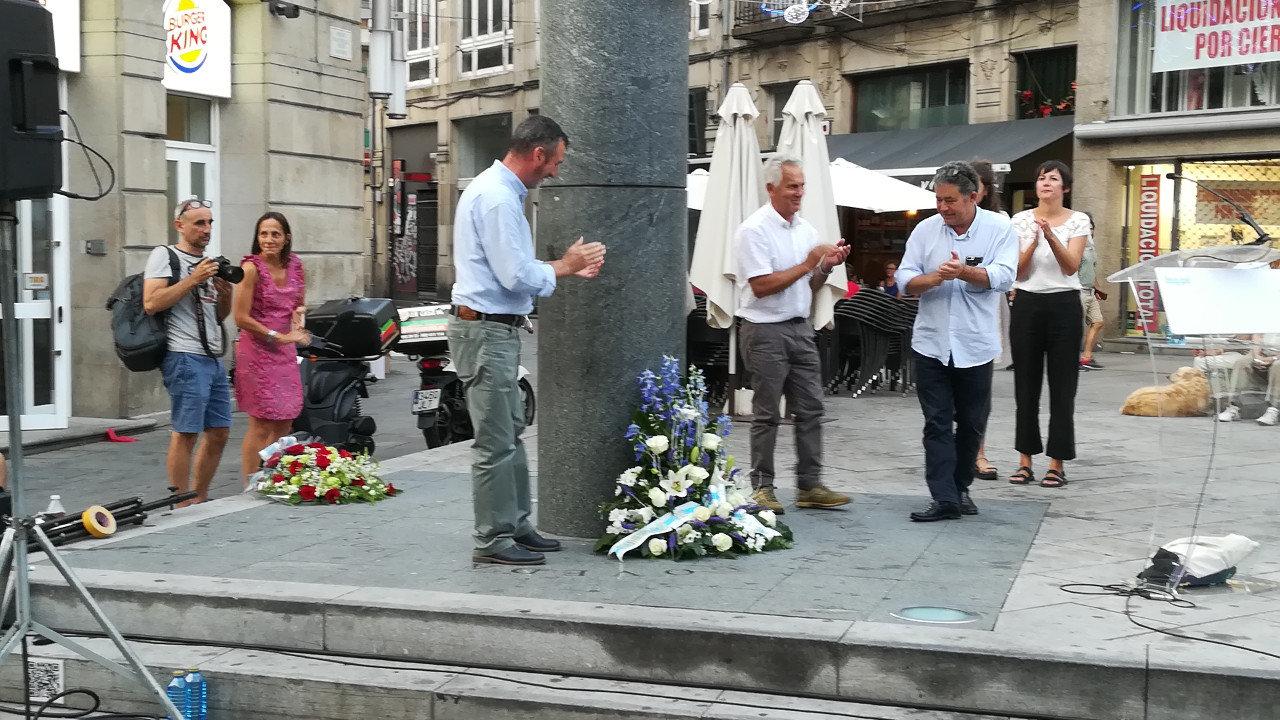 Acto público Galiza Mártir 4