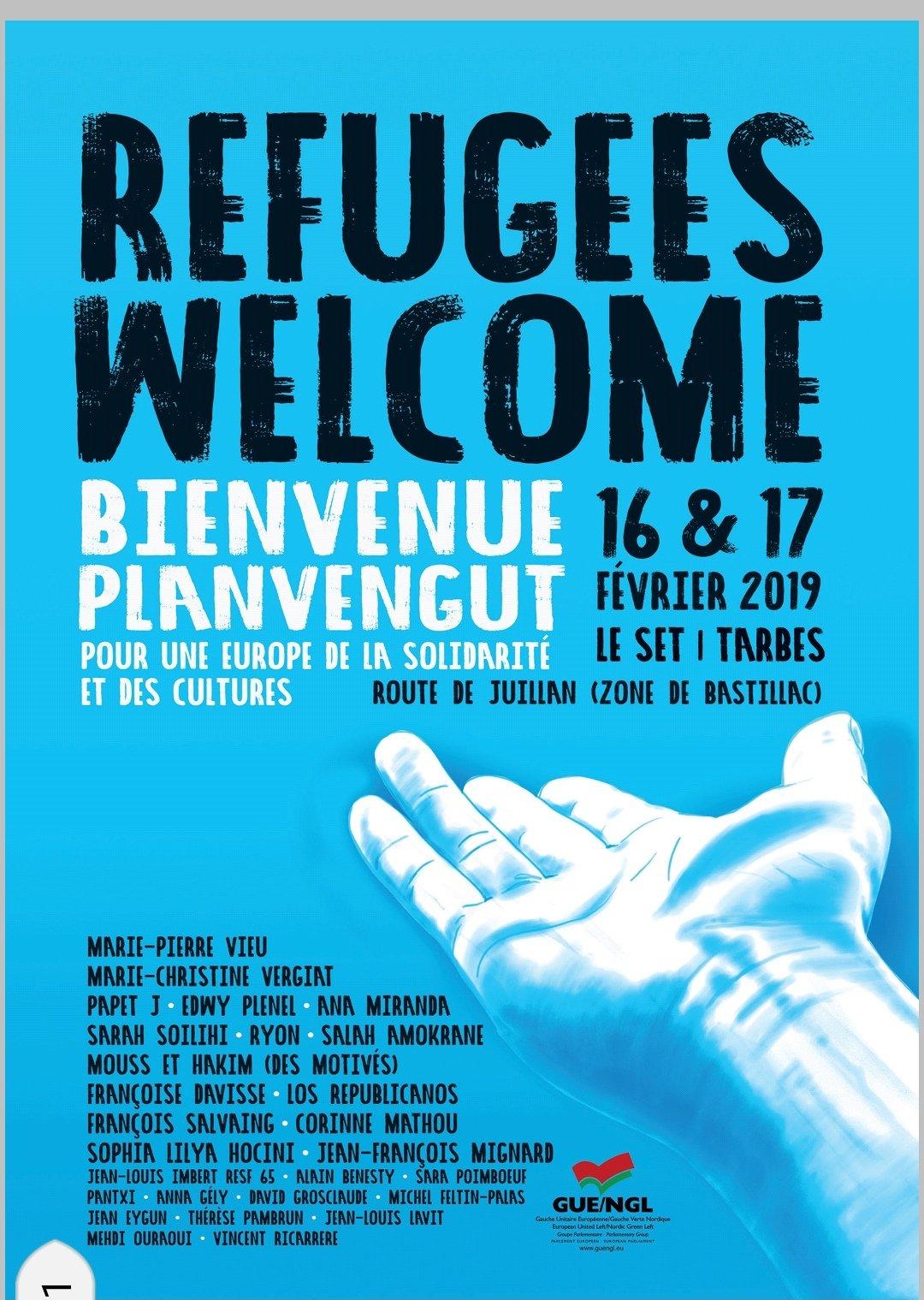 conferencia refuxiados