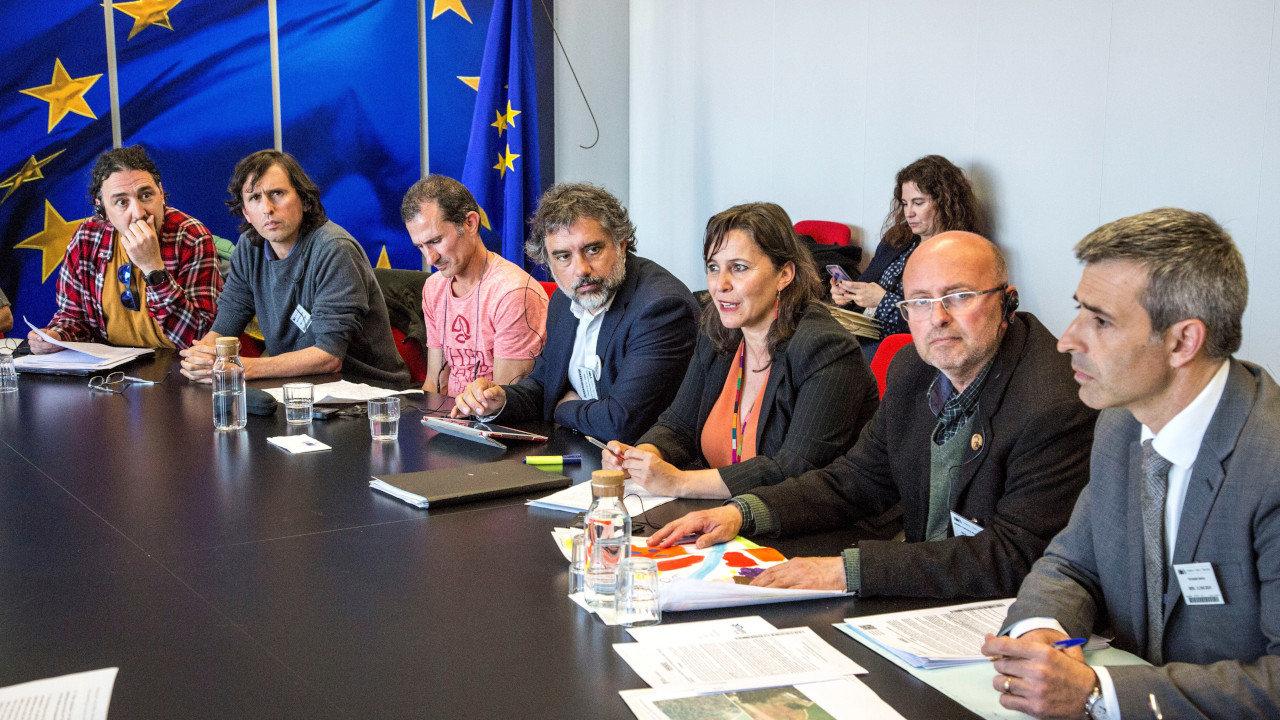 Alcaldes BNG Bruxelas