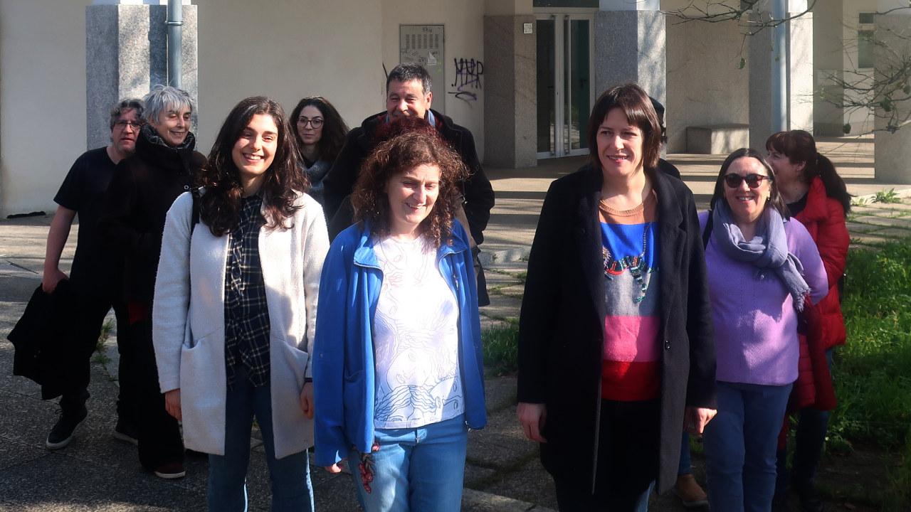 Ana Pontón converterá o acceso á vivenda nunha prioridade de goberno