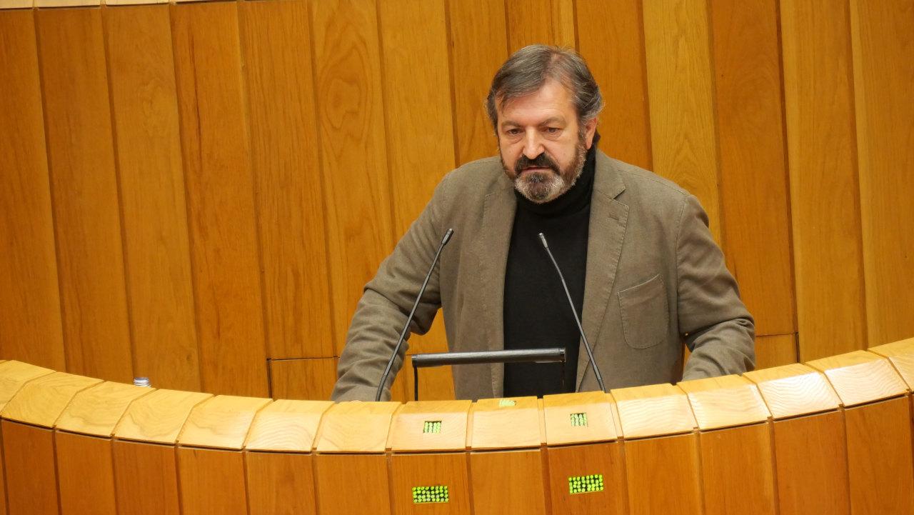 O PP vota en contra da iniciativa do BNG para reclamar ao Estado as competencias pendentes