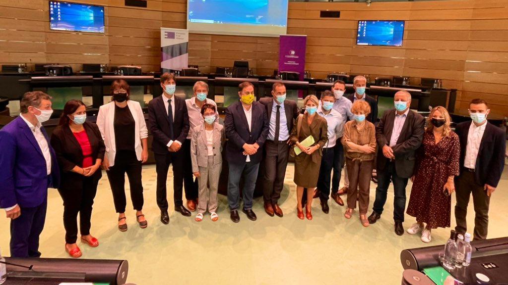 AM delegación EFA